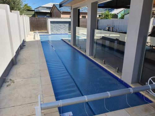 Solar Pool Covers - Lap Pool 2