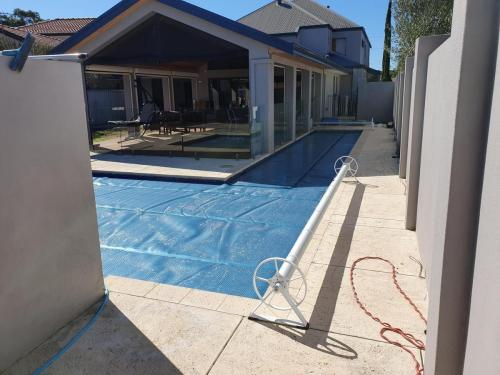 Solar Pool Covers - Lap Pool 1